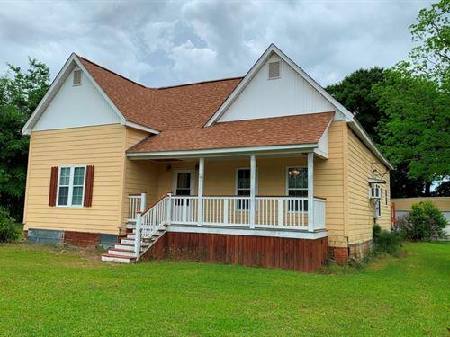 Farm House 1.75 Acres Hartford : Hartford : Geneva County : Alabama