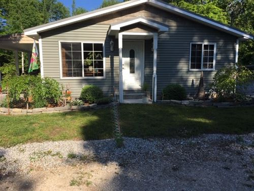 Beautiful Ranch Home St, Mary's : De Tour Village : Chippewa County : Michigan