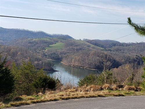 Double Lot With Norris Lake Views : New Tazewell : Claiborne County : Tennessee