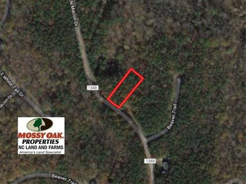 .63 Acres of Residential Land : Halifax : Warren County : North Carolina