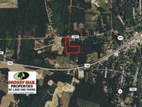 Reduced, 8.38 Acres of Recreation : Littleton : Warren County : North Carolina