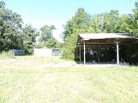 2 City Lots 5 Huge Storage : Waldron : Scott County : Arkansas