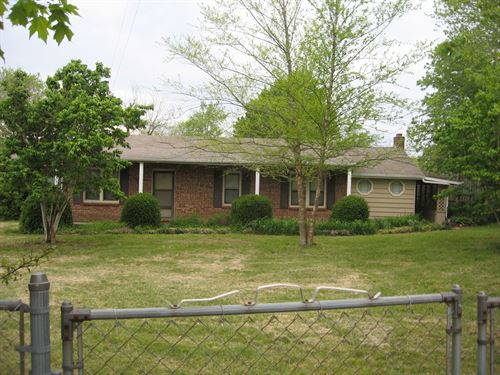 3-Br, 2-Ba Ranch Home, In-Ground : Glenallen : Bollinger County : Missouri