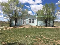 Central NM Manufactured Home : Moriarty : Torrance County : New Mexico