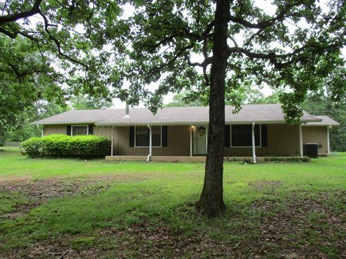 East Texas Country Home & Acreage : Rusk : Cherokee County : Texas