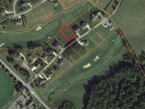 Lot Auction Clear Creek Golf Course : Bristol : Washington County : Virginia