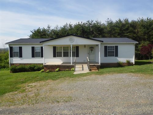 Well-Maintained Home Ennice, NC : Ennice : Alleghany County : North Carolina