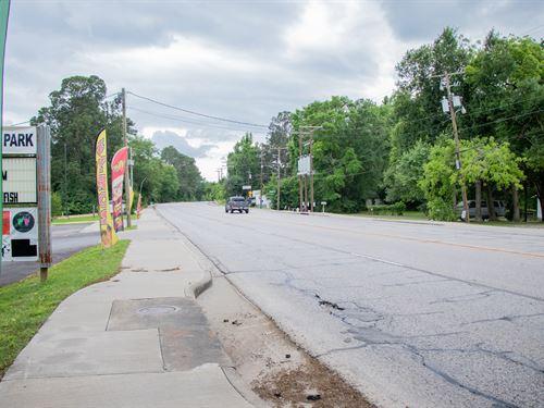 1 Acre Montgomery Road : Huntsville : Walker County : Texas