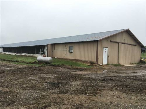 2 House, Omp Breeder Poultry Farm : Judsonia : White County : Arkansas