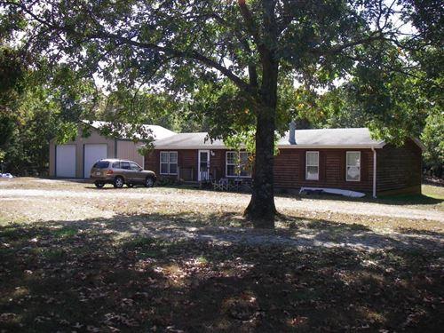 Small Acreage, 3 Bedroom Home : Collins : Saint Clair County : Missouri