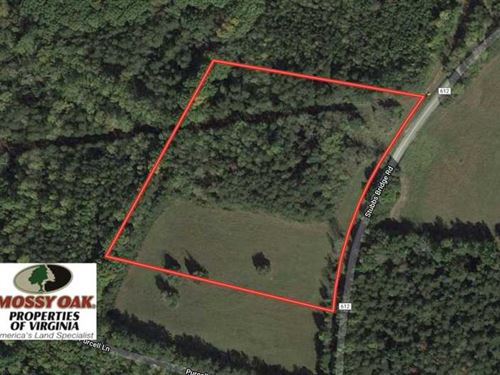 Under Contract, 7 Acres of Reside : Spotsylvania : Virginia