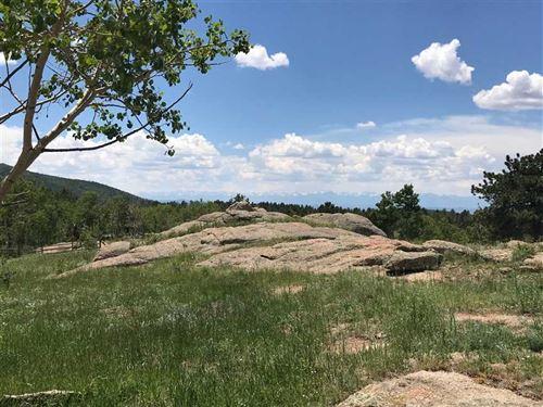 Cabin Road : Victor : Teller County : Colorado
