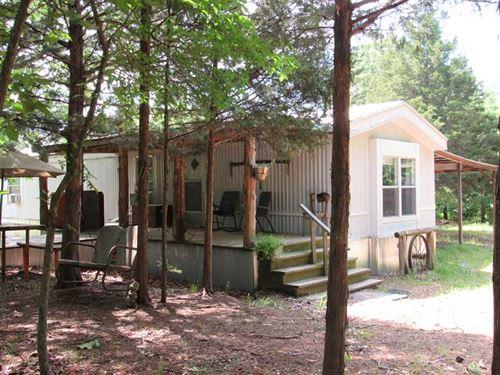 Private Buffalo Mountain Retreat : Talihina : Latimer County : Oklahoma