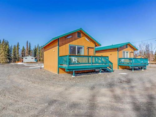 4 Residential/Recreational Year ro : Soldotna : Kenai Peninsula Borough : Alaska
