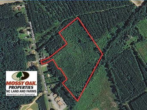 Under Contract, 14 Acres of Hunti : Gates : North Carolina