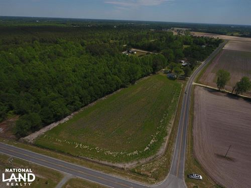 Brothers Rd Corner Lot : Lenoir : North Carolina