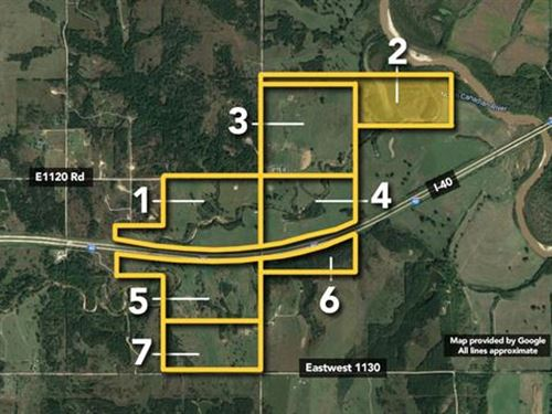 Sells Without Reserve One of : Okemah : Okfuskee County : Oklahoma