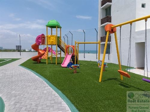 Apartment Rent Beach Tower Playa : Farallón : Panama