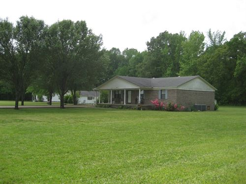 Home Adamsville Tn, 2 Other Homes : Adamsville : McNairy County : Tennessee