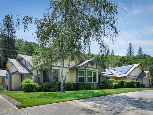 Resort Estate 5+ Acres Equestrian : Auburn : Nevada County : California