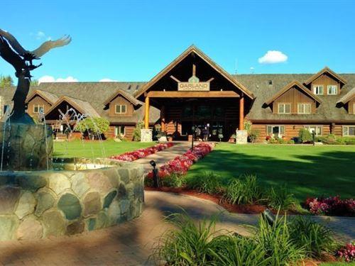 Buildable Lot Garland Golf Resort : Lewiston : Oscoda County : Michigan
