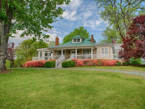 Seven Springs Farm : Keswick : Albemarle County : Virginia