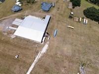 Arcadia Packing House And Farmland : Arcadia : Desoto County : Florida