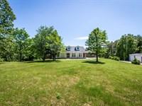 Beautiful Mountain Home 10 Acres : Clinton : Van Buren County : Arkansas