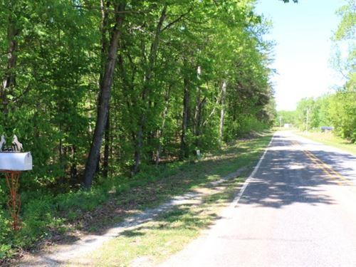 Land For Sale in Sandy Ridge : Sandy Ridge : Stokes County : North Carolina