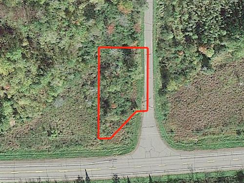 Perfect 1/2 Acre Lot : Winter : Sawyer County : Wisconsin