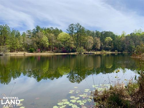 Wolfden Lake Lodge And Timber Inves : Chunchula : Mobile County : Alabama