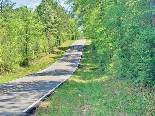 95 Acre Residential Development Lan : Hattiesburg : Forrest County : Mississippi