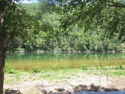 White River Cabin 328'Ft River : Flippin : Marion County : Arkansas