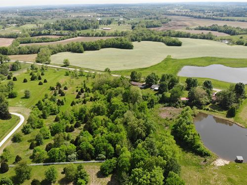 Residential, Equine, Pasture Land : Jackson : Cape Girardeau County : Missouri