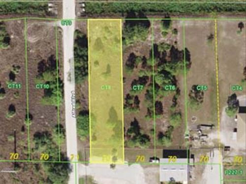 Residential Lot : Punta Gorda : Charlotte County : Florida