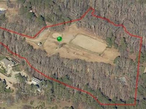 Equestrian Farm/Sfr/Development Pot : Alpharetta : Fulton County : Georgia