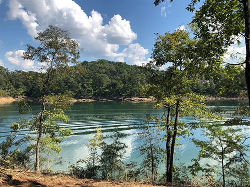 Waterfront On Smith Lake : Double Springs : Winston County : Alabama