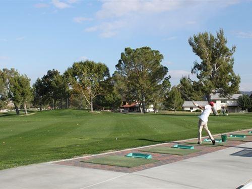 Resort Living At Country Club Oasis : Helendale : San Bernardino County : California