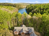 Peaceful Escape To Call Home : Signal Mountain : Sequatchie County : Tennessee