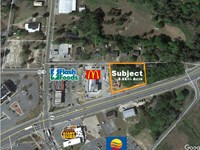 Commercial Parcel On Highway 84 : Blackshear : Pierce County : Georgia