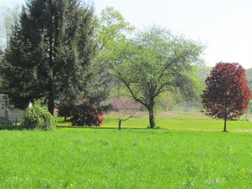 3 +/- Acres On The Banks Of Fishing : Stillwater : Columbia County : Pennsylvania