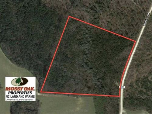 Under Contract, 24 Acres of Timbe : Wade : Cumberland County : North Carolina