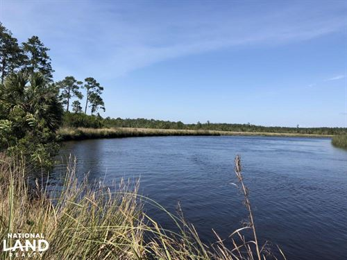 Goodhope Farm, Lowcountry Deepwate : Hardeeville : Jasper County : South Carolina