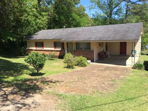 2 Acres With A Home In Holmes Count : West : Holmes County : Mississippi
