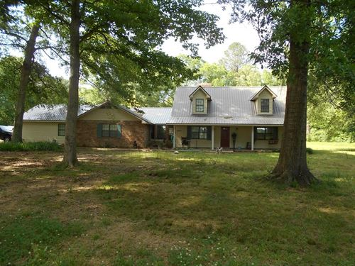 Country Home 10 Acres Franklin : Bude : Franklin County : Mississippi
