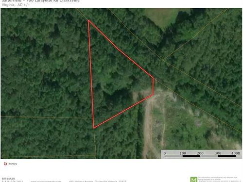Secluded Acres Near Kerr Lake, VA : Clarksville : Mecklenburg County : Virginia