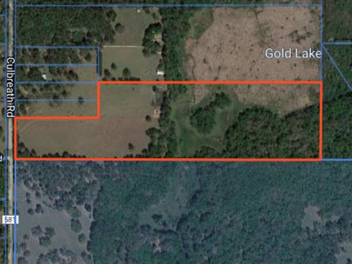 Magnificent 35-Acre Property : Brooksville : Hernando County : Florida