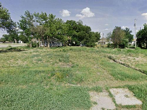 .32 Acre Lot In Cushings : Cushing : Payne County : Oklahoma