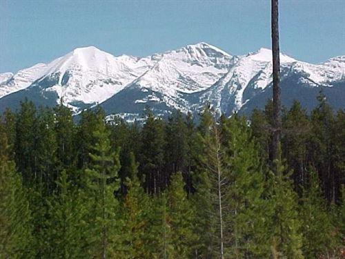Panoramic Views At Glacier Ridge : Condon : Missoula County : Montana