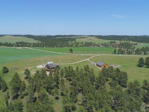 Pine Ridge Estate : Crawford : Dawes County : Nebraska